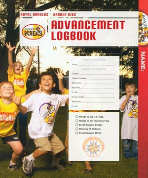 RR Ranger Kids Advancement Logbook