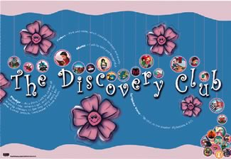Discovery Club Poster