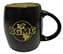 BGMC Ceramic Barrel-Shaped Mugs