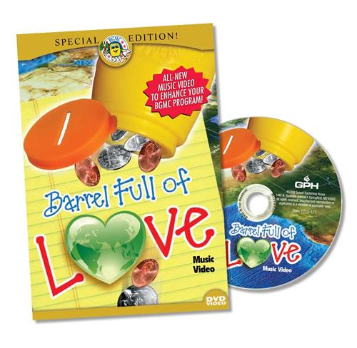 Barrel Full of Love Music Video DVD