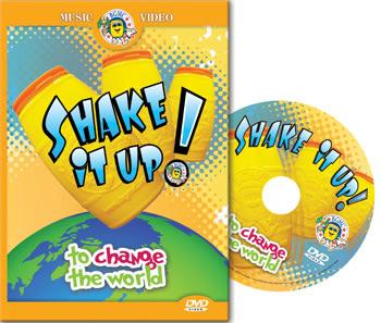Shake it Up - Music DVD