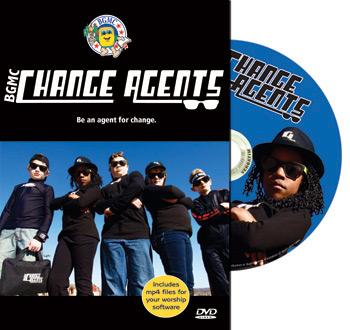 BGMC Change Agents DVD