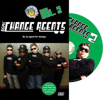 BGMC Change Agents DVD - Volume 2