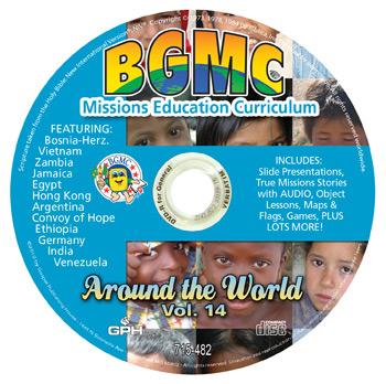 Volume 14-2012 BGMC Missions Manual on CD