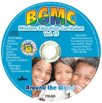 Volume 15-2013 BGMC Missions Manual CD