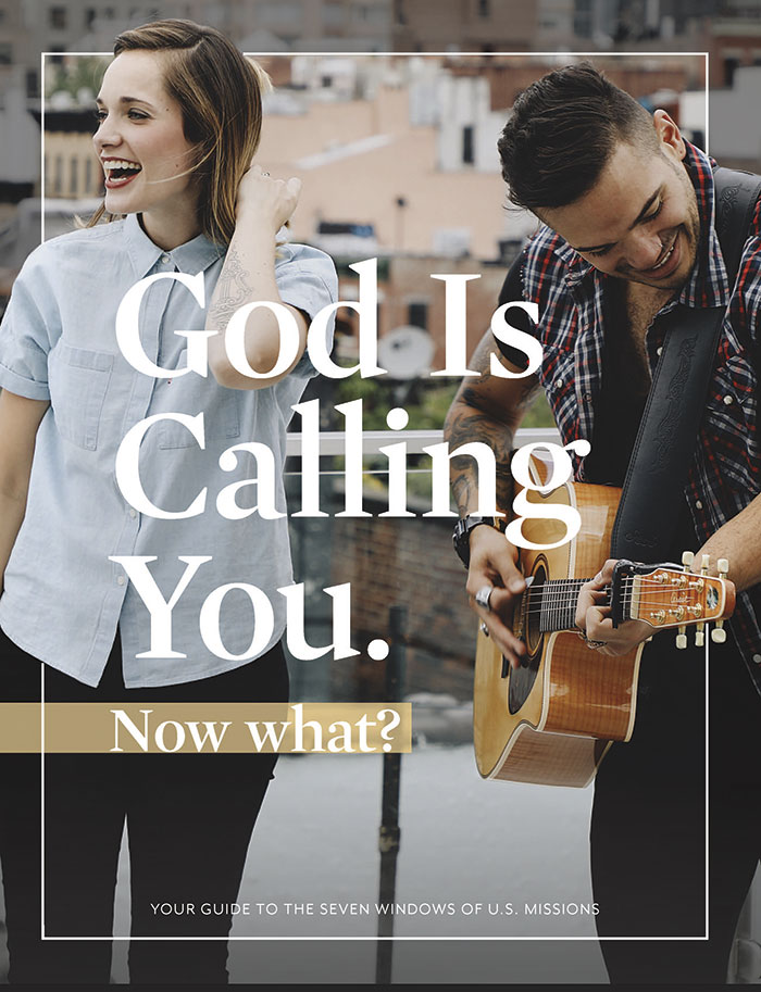 Transitions – God Is Calling You ... What's Next? magazine