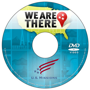 We Are There DVD