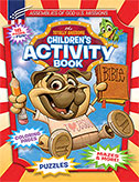 U.S. Missions Children's Activity Book