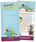 2016 Coins for Kids Promo Card - Senegal