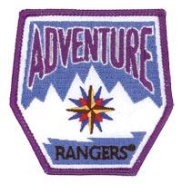 Adventure Rangers: Grades 6, 7, 8