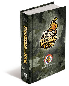 Royal Rangers® FireBible for Kids