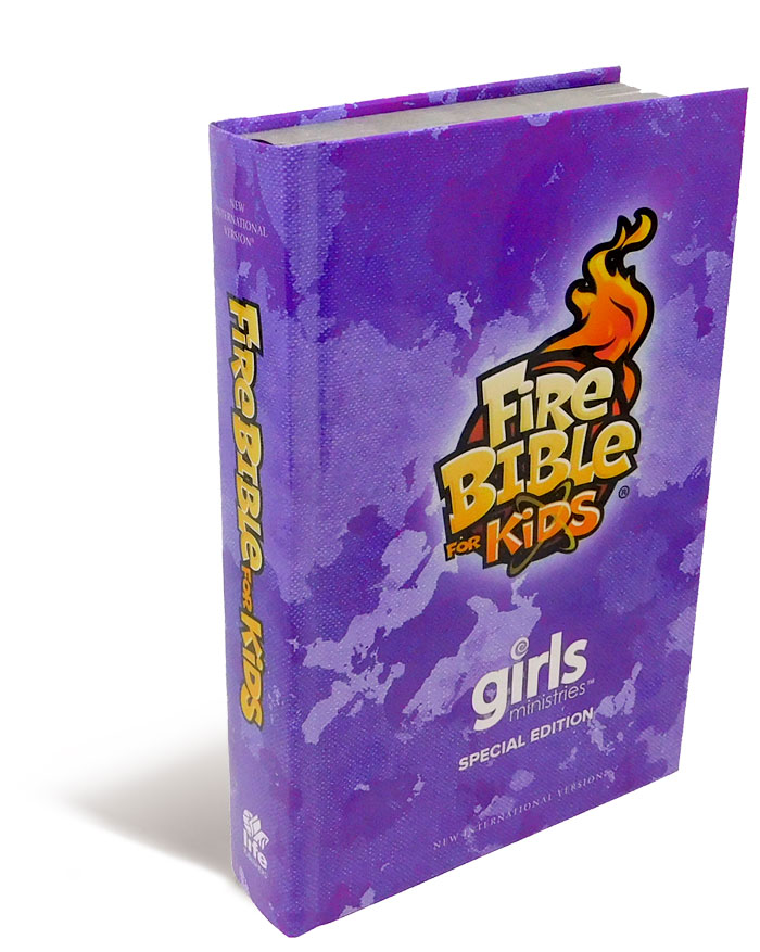 Girls Ministries FireBible for Kids
