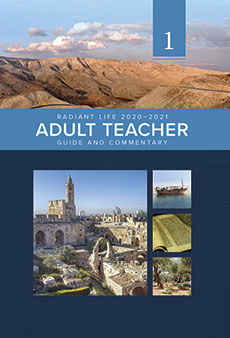 Adult Teacher Vol. 1 (2020–2021)