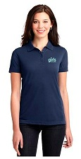 Girls Ministries Polo, Ladies Medium