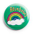 Rainbows Buttons