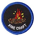 Fire Craft Merit FCF (Blue)