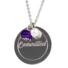 Committed to God Necklace