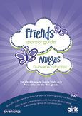 Friends Sponsor Guide CD-ROM, Bilingual